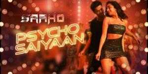 Psycho Saiyaan Lyrics - Saaho | Prabhas, Shraddha Kapoor, Dhvani Bhanushali, Sachet Tandon, Tanishk Bagchi