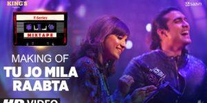 Tu Jo Mila-Raabta Lyrics - T-Series Mixtape Season 1 | Shirley Setia, Jubin Nautiyal, Abhijit Vaghani