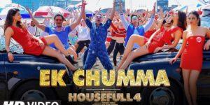 Ek Chumma Lyrics - Housefull 4 | Akshay Kumar, Riteish Deshmukh, Bobby D, Kriti Sanon, Pooja Hegde, Kriti Kharharbanda, Sohail Sen