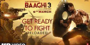 Get Ready to Fight Reloaded Lyrics - Baaghi 3 | Tiger Shroff, Shraddha Kapoor, Pranaay, Siddharth Basrur