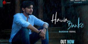 Hawa Banke Lyrics - Darshan Raval | Simran, Nirmaan, Indie Music Label