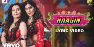 Naagin Lyrics | Aastha Gill, Akasa, Puri, Vayu
