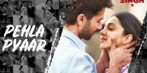 Pehla Pyaar Lyrics - Kabir Singh | Shahid Kapoor, Kiara Advani, Armaan Malik, Vishal Mishra