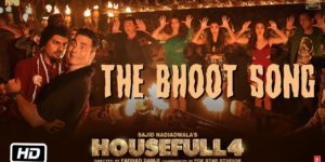 The Bhoot Song Lyrics - Housefull 4 | Akshay Kumar, Nawazuddin Siddiqui, Mika Singh, Farhad Samji