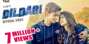 Dildari Lyrics - A Jay | Arishfa Khan, Lucky Dancer, Ashima Chaudhary