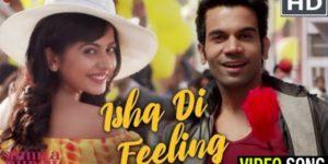 Ishq Di Feeling Lyrics - Shimla Mirch | Hema Malini, Rajkummar Rao, Rakul Preet Singh, Stebin Ben