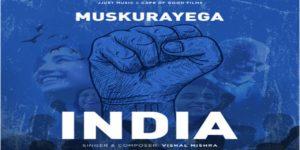 Muskurayega India Lyrics - Vishal Mishra | Kaushal Kishore
