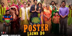Poster Lagwa Do Lyrics - Luka Chuppi | Kartik Aaryan, Kriti Sanon, Mika Singh , Sunanda Sharma