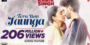 Tera Ban Jaunga Lyrics - Kabir Singh | Shahid Kapoor, Kiara Advani, Akhil Sachdeva, Tulsi Kumar