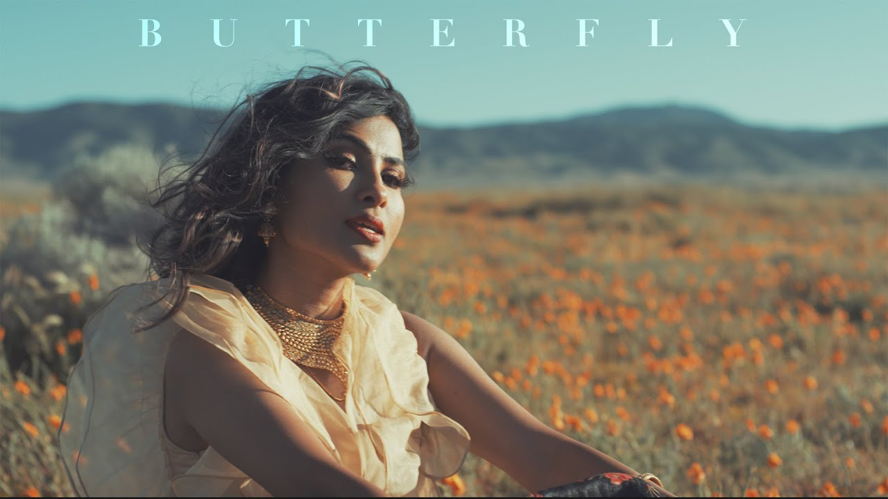 Butterfly Lyrics - Mad Dreams EP | Vidya Vox