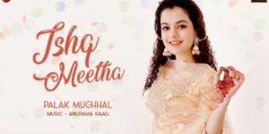 Ishq Meetha Lyrics - Palak Muchhal | Anupama Raag, Ajay Bawa
