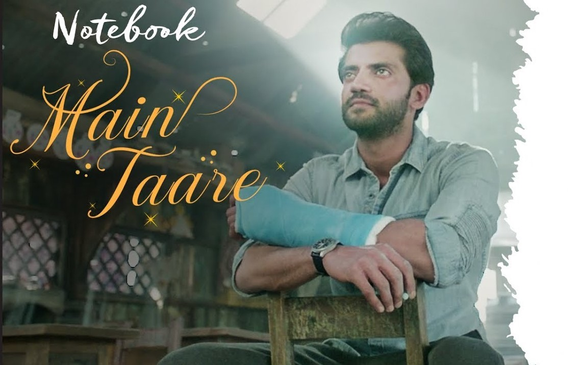 Main Taare Lyrics - Notebook   Salman Khan, Zaheer Iqbal, Pranutan Bahl