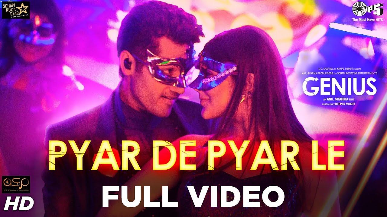 Pyar De Pyar Le Lyrics - Genius | Utkarsh Sharma, Ishita Chauhan, Dev Negi, Ikka, Iulia Vantur