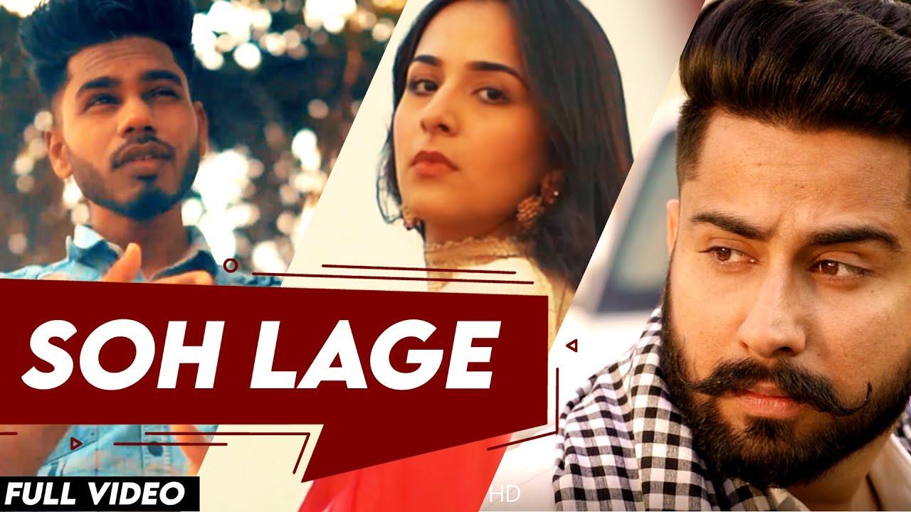 Soh Lage Lyrics - Nav Dolarain | Ritu Jhaas, Varinder Brar