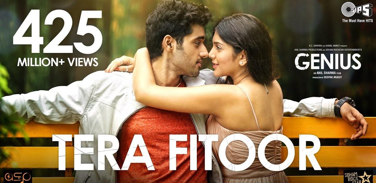 Tera Fitoor Lyrics - Genius | Utkarsh Sharma, Ishita Chauhan, Arijit Singh