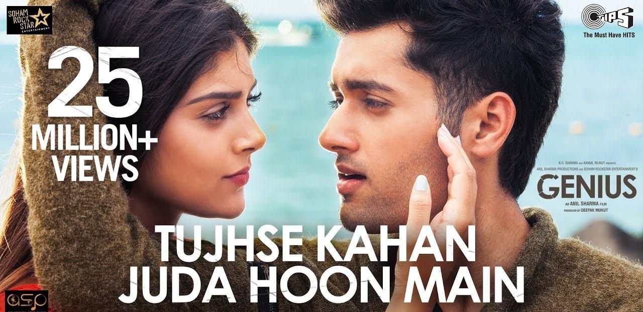 Tujhse Kahan Juda Hoon Main Lyrics - Genius   Utkarsh Sharma, Ishita Chauhan, Neeti Mohan, Himesh Reshammiya, Vineet Singh