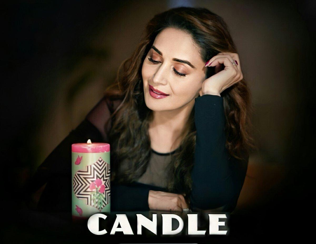 Candle Lyrics - Madhuri Dixit | Narinder Singh