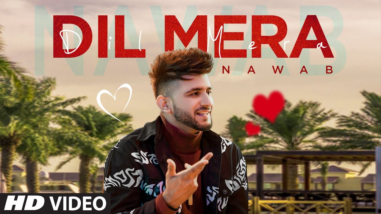 Dil Mera Lyrics - Nawab   Rehmat Rattan