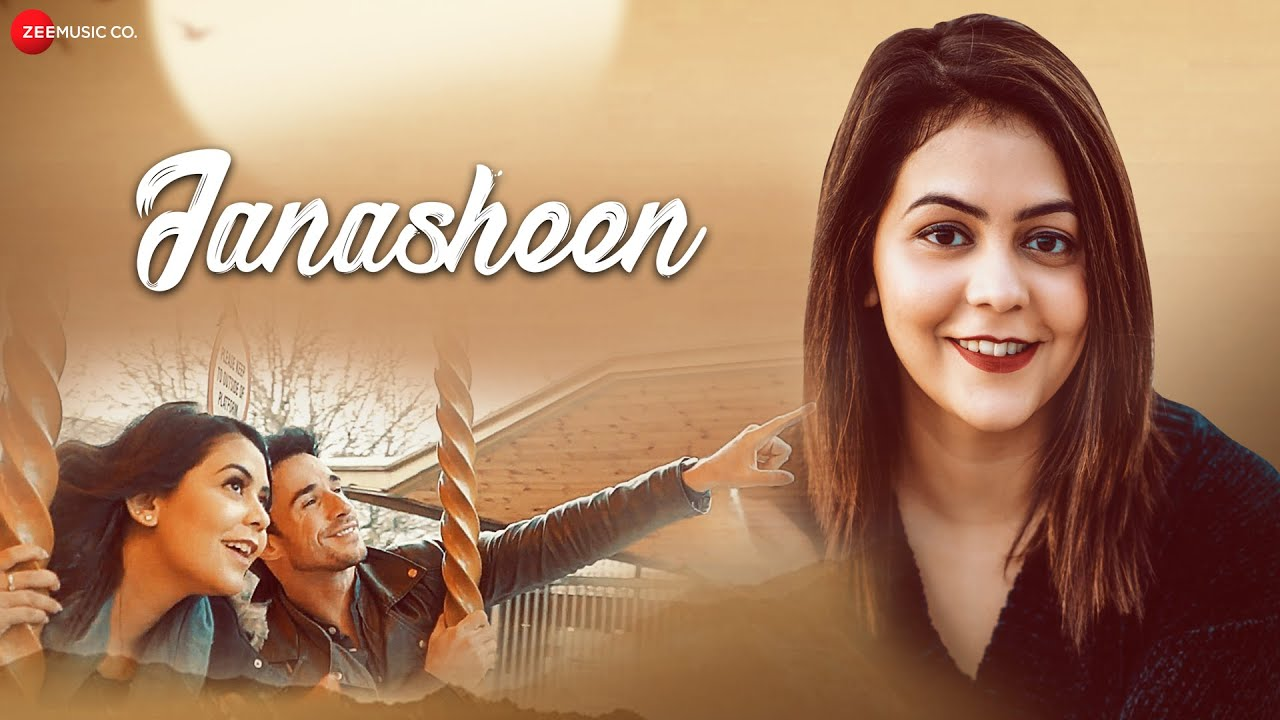 Janasheen Lyrics - Akshara Tatiwala | Malcolm Modele