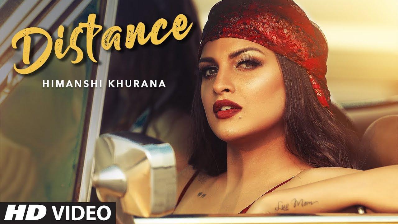 Distance Lyrics - Himanshi Khurana