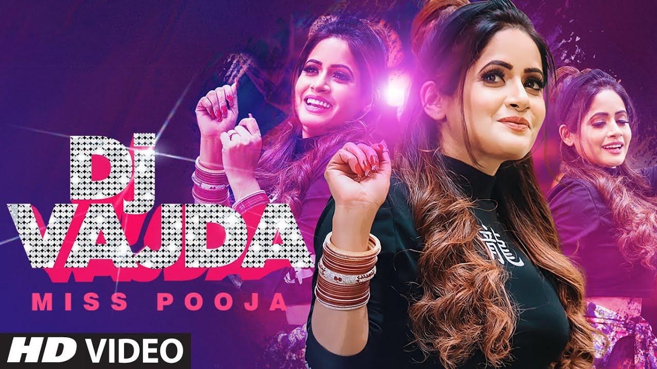 Dj Vajda Lyrics - Miss Pooja   Abhishek Kumar
