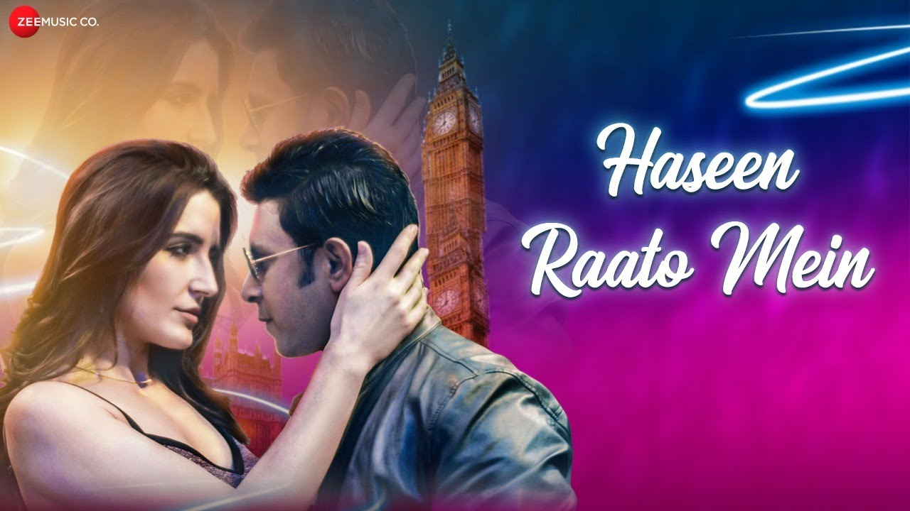 Haseen Raato Mein Lyrics - Anand Parmar | Daria