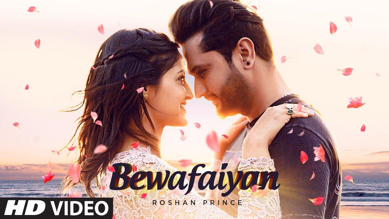 Bewafaiyan Lyrics - Roshan Prince | Sonal Singh