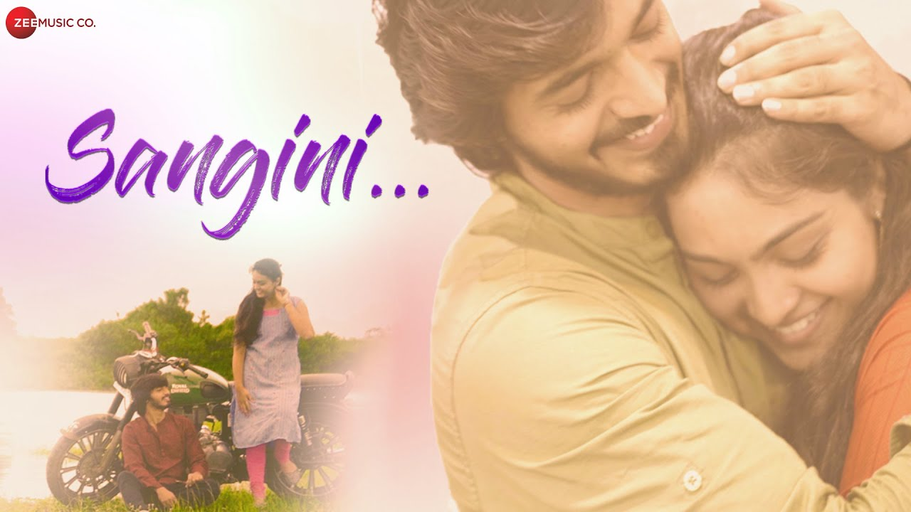 Sangini Lyrics - Anuradha Pendse | Aditya Mangate, Asmita Bharti