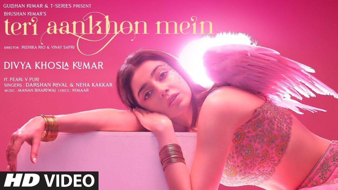 Teri Aankhon Mein Lyrics - Darshan Raval | Neha Kakkar