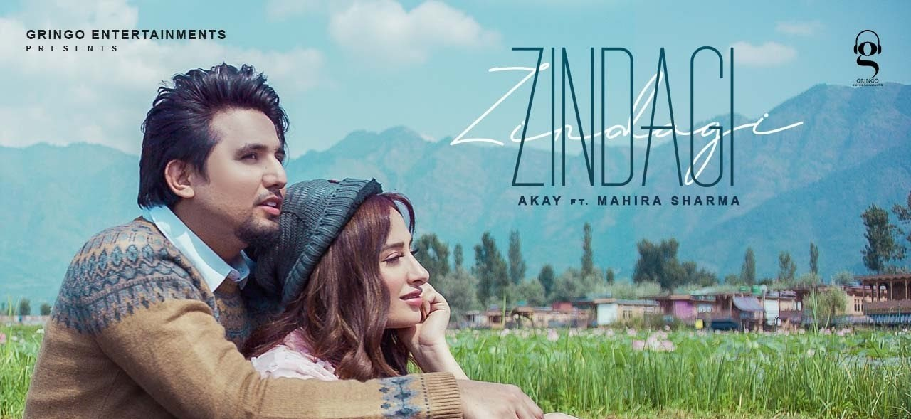 Zindagi Lyrics - Akay | Mahira Sharma