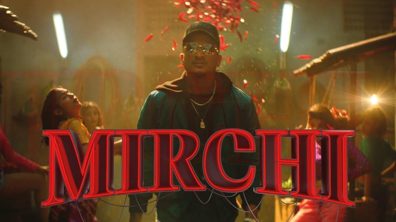 Mirchi Lyrics - DIVINE | MC Altaf, Phenom, Stylo G