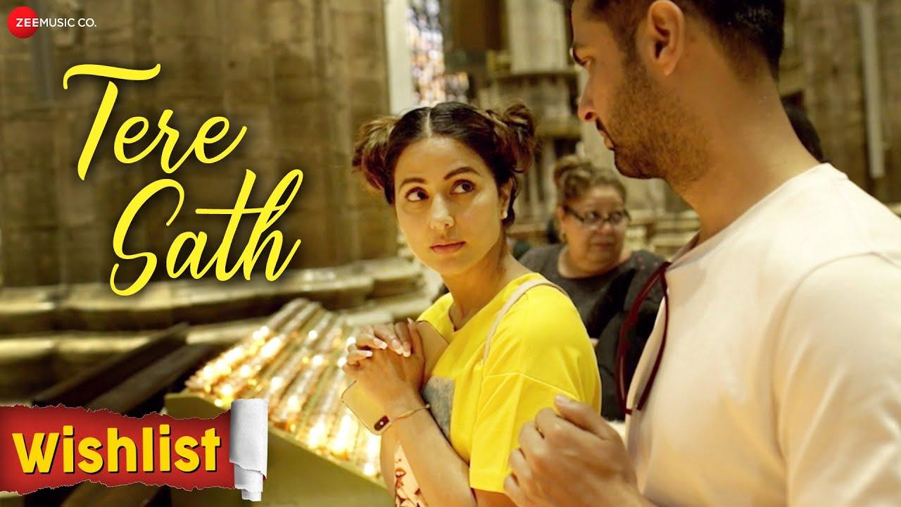 Tere Sath Lyrics - Wishlist | Rahul Netra Negi, Ashwini V
