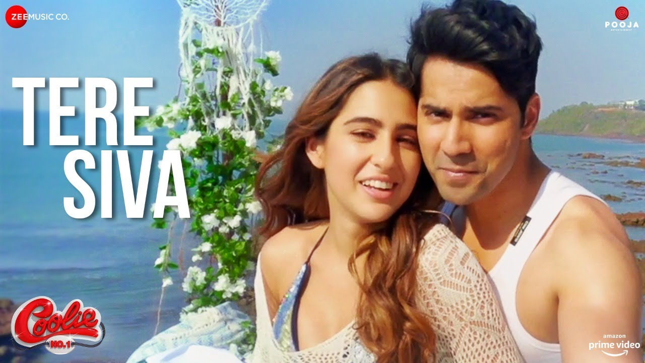 Tere Siva Lyrics - Coolie No.1 | Renessa Das, Ash King, Varun Dhawan, Sara Ali Khan