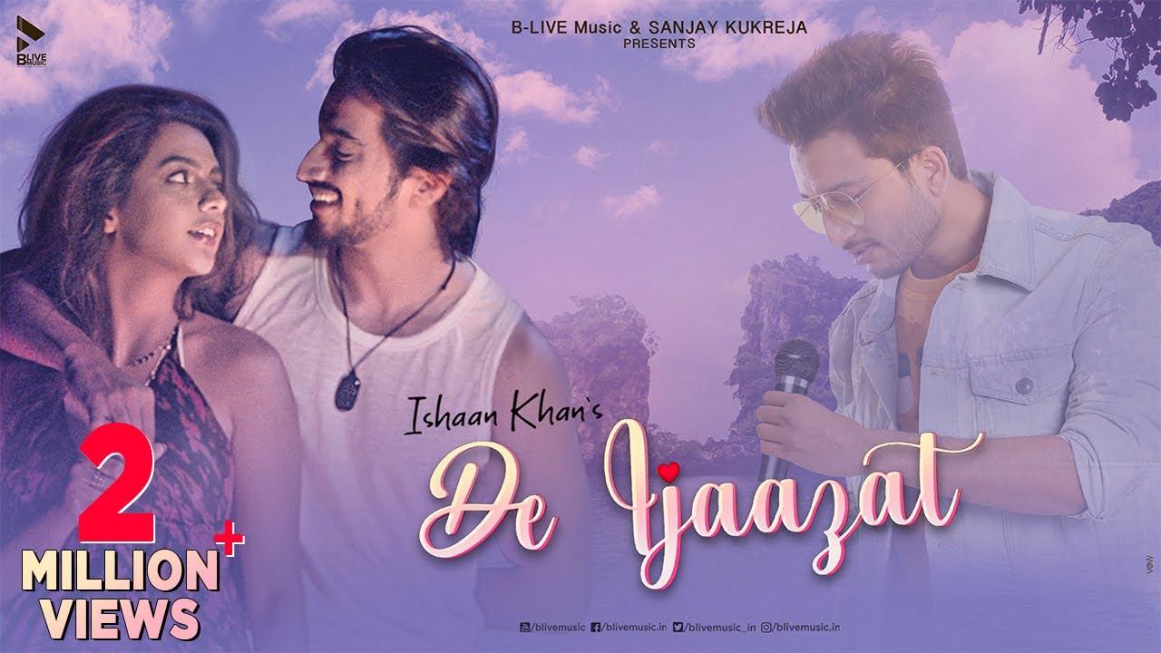 De Ijaazat Lyrics - Ishaan Khan | Faisu, Ruhi Singh