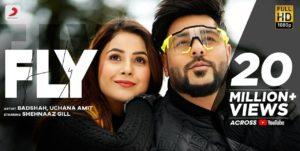 Fly Lyrics - Badshah | Shehnaaz Gill, Uchana Amit
