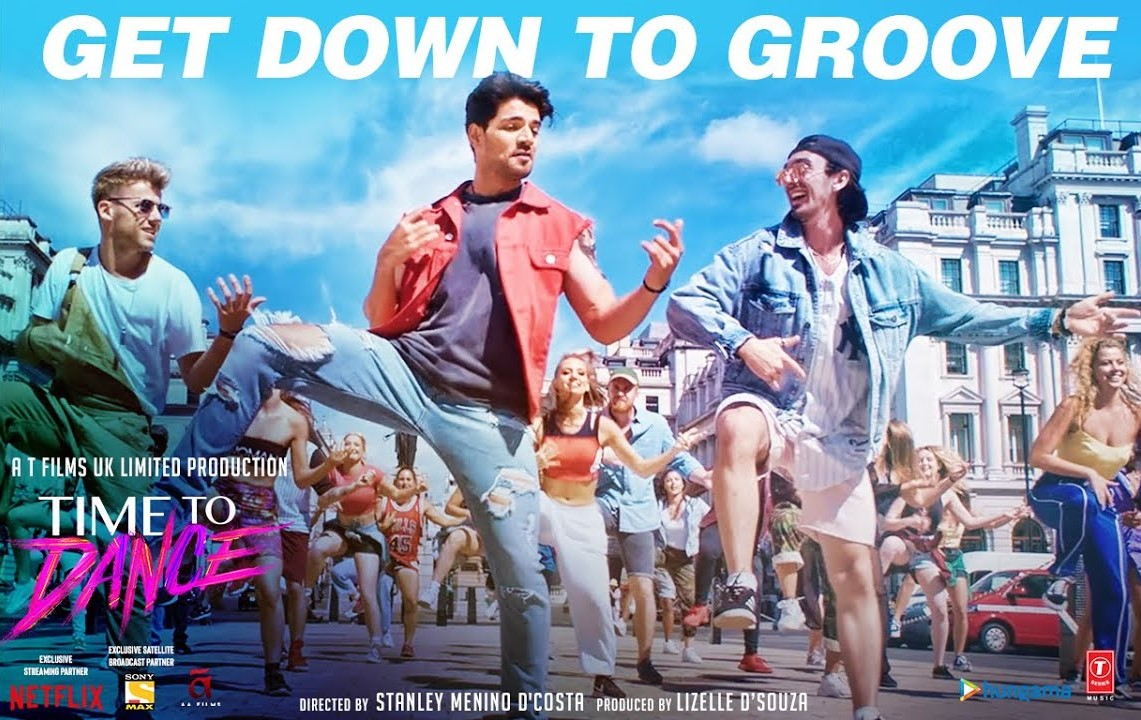 Get Down To Groove Lyrics - Time To Dance | Shivang Upadhyay, Geet Sagar, Neha Karode