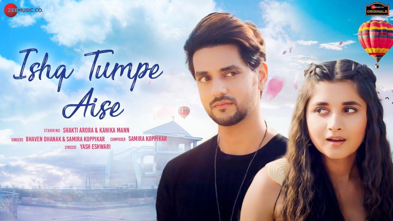 Ishq Tumpe Aise Lyrics - Samira Koppikar | Bhaven Dhanak