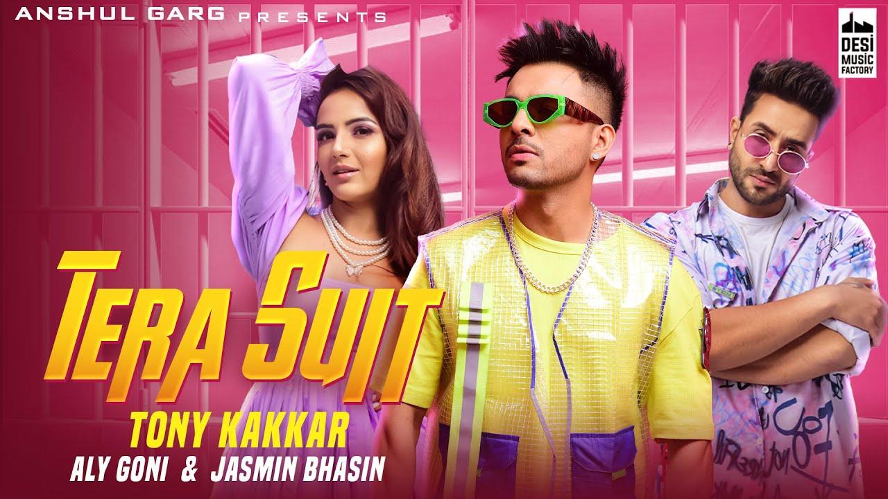 Tera Suit Lyrics - Tony Kakkar | Aly Goni, Jasmin Bhasin