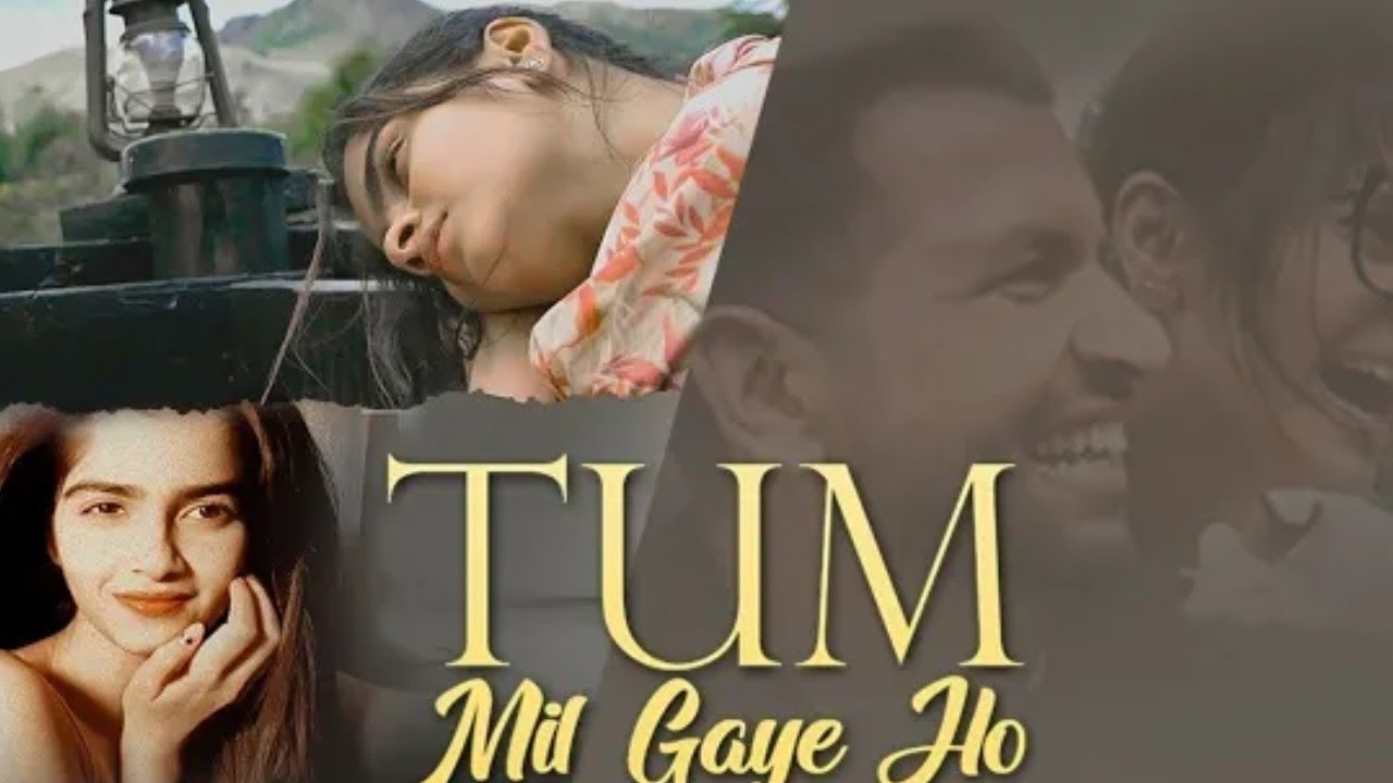 Tum Mil Gaye Ho Lyrics - Ananya Sankhe | Team DS Creations™️