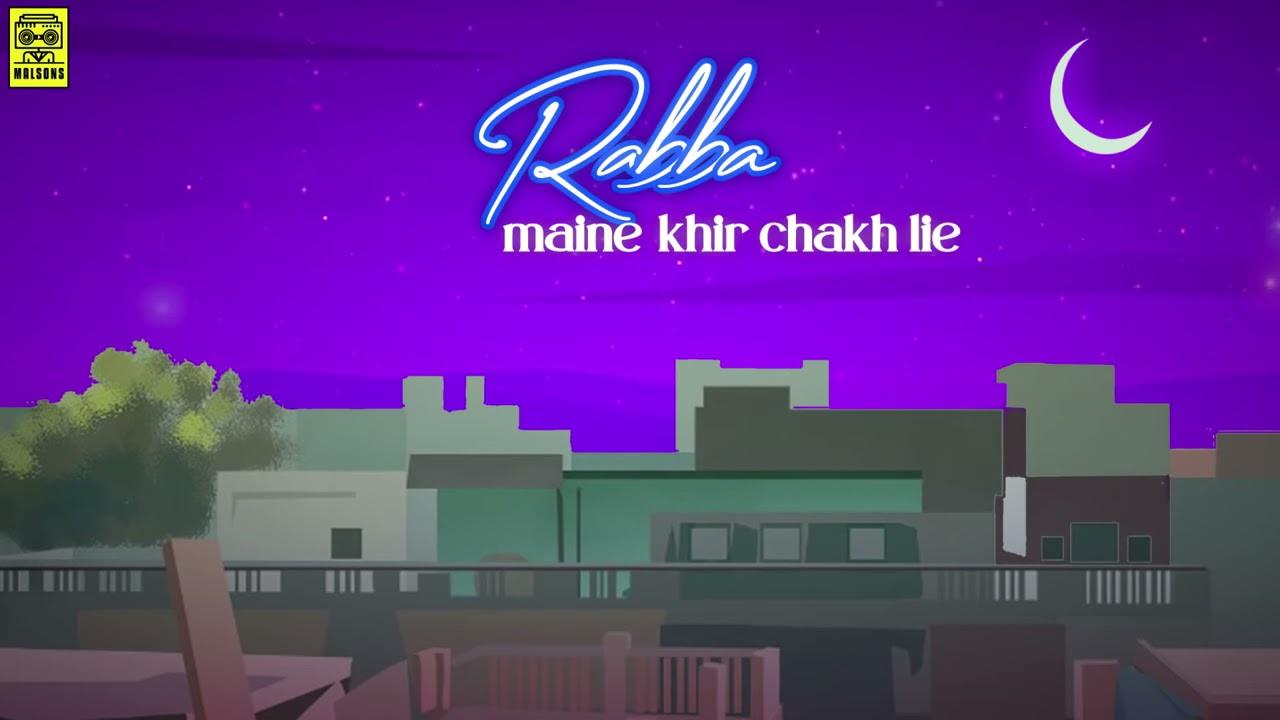 Rabba Maine Chand Vekhya Lyrics - Jubin Nautiyal | Vibha Saraf