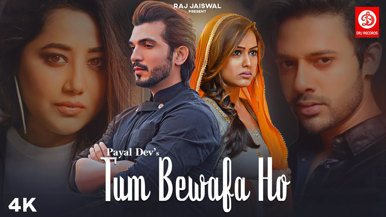 Tum Bewafa Ho Lyrics - Payal Dev | Stebin Ben, Arjun Bijlani, Nia Sharma